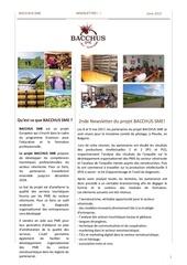 newsletter 2 fr bacchus sme 2