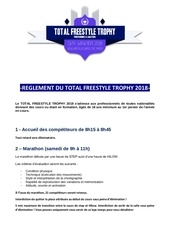 Fichier PDF reglement du total freestyle trophy 2018