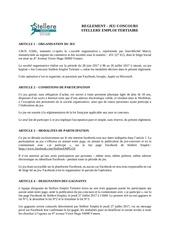Fichier PDF reglement jeu concours set