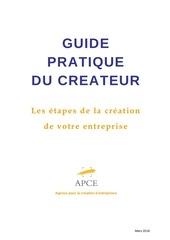 afeguide pratique du createur 2016 93488