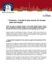 article france soir erasmus