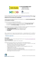 invitation officielle smart city nl