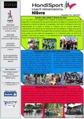 newsletter juillet 2017
