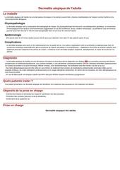 dermatite atopique de l adulte 1
