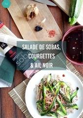 plat salade soba