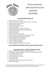 Fichier PDF ce1