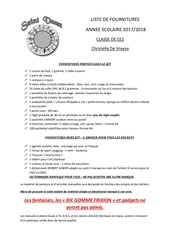 Fichier PDF ce2