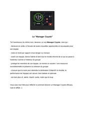le manager coyote