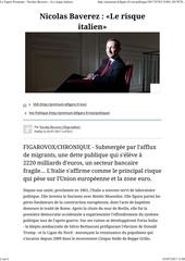 Fichier PDF nicolas baverez le risque italien