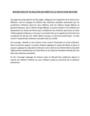 Fichier PDF bulletin des arrets hcm