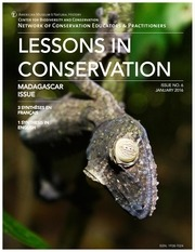lessons in conservation 6