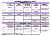 programme activites maj 2906