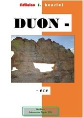 Fichier PDF duon ete