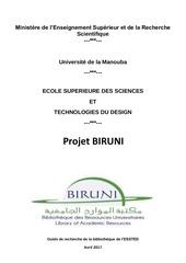 biruni guide