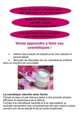 Fichier PDF flyer recto vistaprint