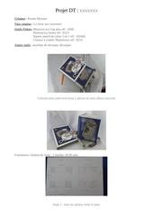 Fichier PDF mini album dans sont tiroire n1