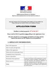 piscca 2017 application form