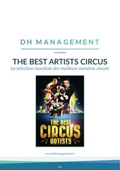 best artist circus pesentation 2