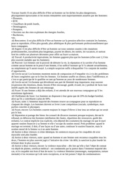 document texte