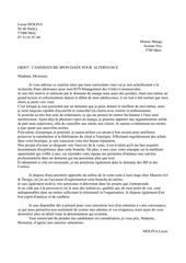 Fichier PDF lettre de motivation momie manga 1