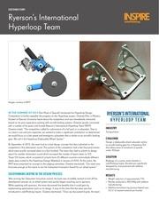 hyperloop exemple optimisation topologique