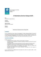 Fichier PDF caf services civiques