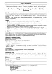Fichier PDF etudes et chantiers animateur technique