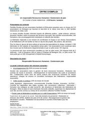 Fichier PDF familles rurales responsable rh gestionnaire paie