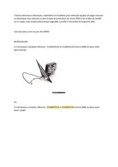 tutoriel retroviseurs electriques
