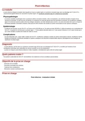 Fichier PDF post infarctus
