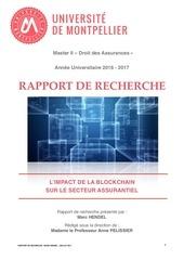rapport de recherche marc hendel pdf