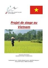 dossier stage vietnam