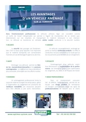 optima system article avantages ve hicule ame nage