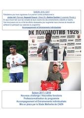 Fichier PDF reprise saison 2017 2018