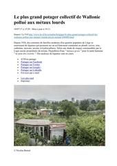 vif 170718 potager collectif wallon pollue metaux lourds