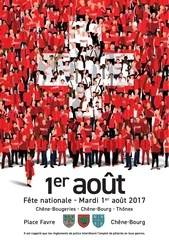fete nationale 2017 programme