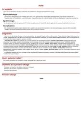 Fichier PDF acne