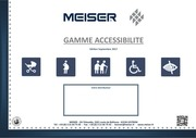 gamme accessibilite complet