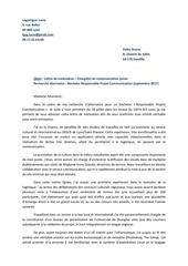 Fichier PDF lucie lagarrigue candidature chargee communication junior