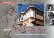 restauration villa rose