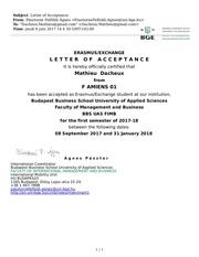 lettre d acceptation