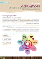 bulletin dossier permaculture