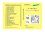 agrodok 09 le jardin potager dans les zones tropicales