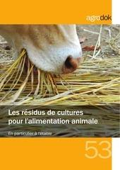 agrodok 53 residus de cultures pour alimentation animale