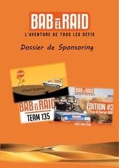 dosseir de sponsoring desert express bab el raid