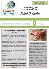 l hebdo de planete aroma 3e edition