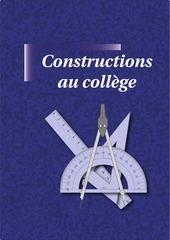 constructions au college