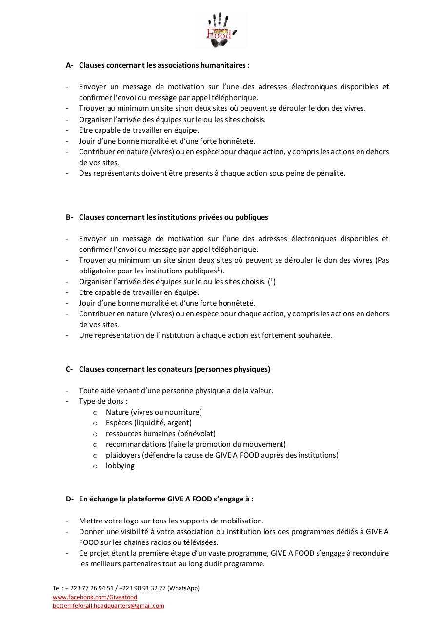 Aperçu du document GIVE A FOOD - Appel.pdf - page 2/3