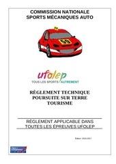 reglement tourisme 2016 2017