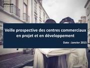 veille centres commerciaux projet